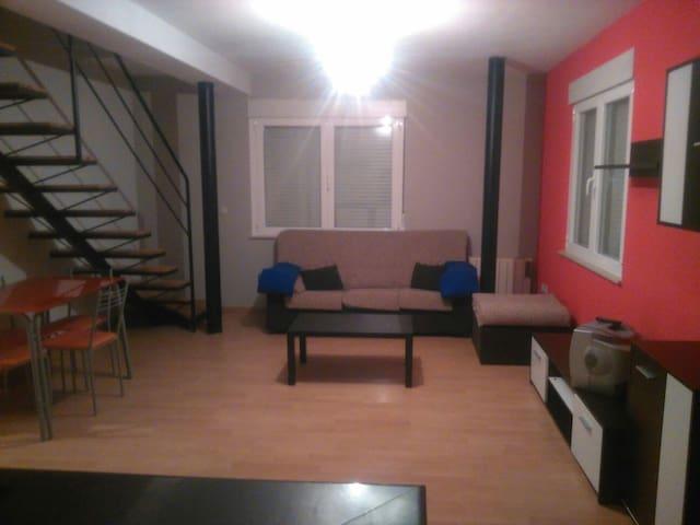 Apartamento2 en Villoria-Salamanca