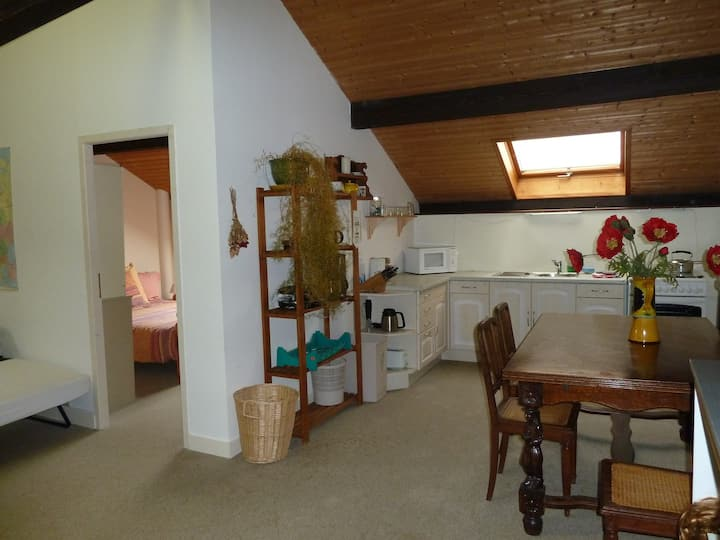 One bedroom apartment in the Savoie
