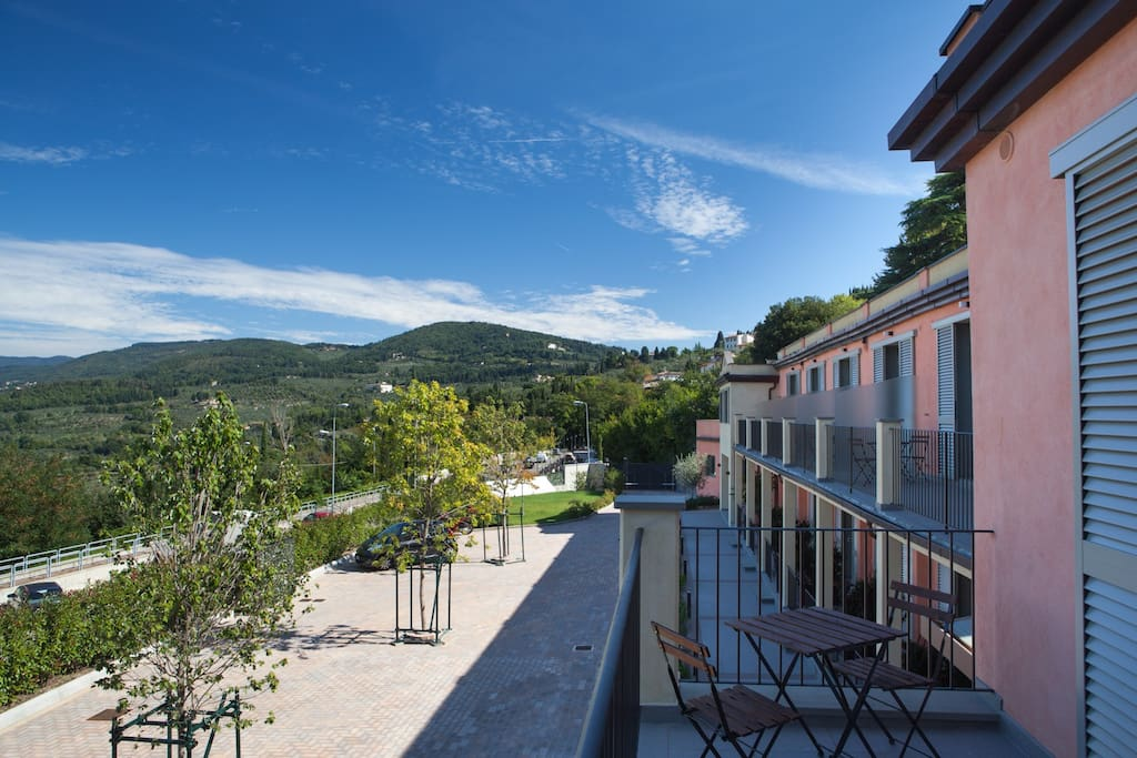 Residence Fiesole - External view