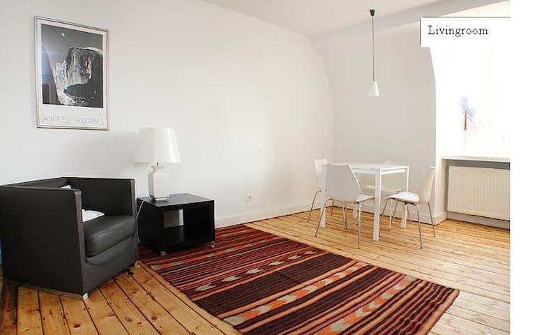 Charming apartment Düsseldorf