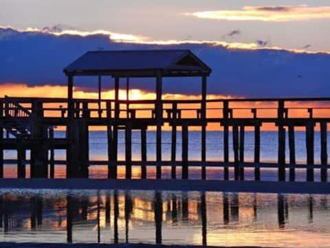 *Sunrise @ Chesapeake*