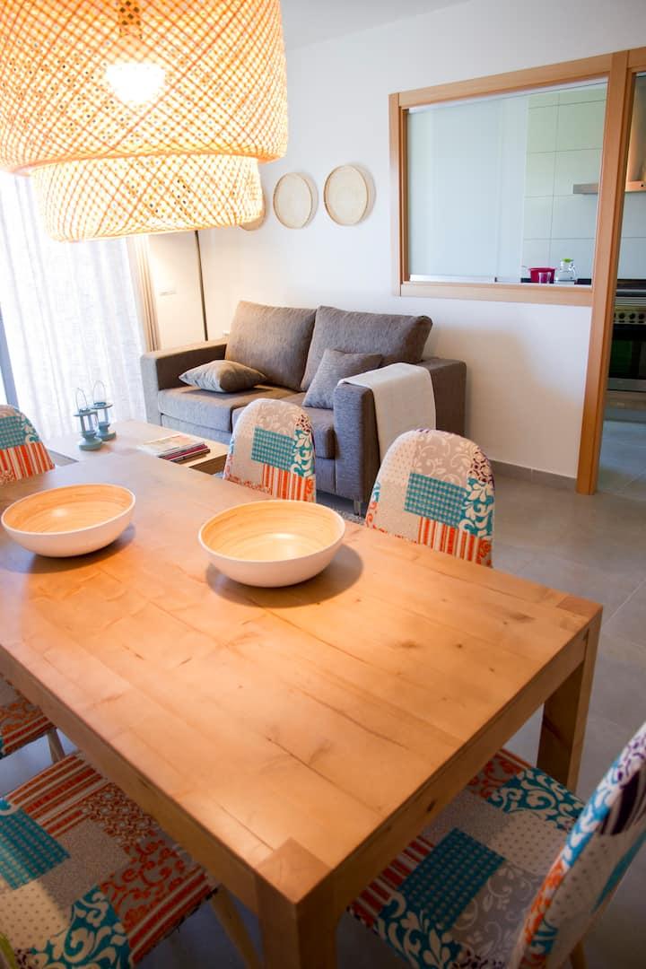 SANTA SUSANNA Chic Apts. Apartamento 3 dormitorios