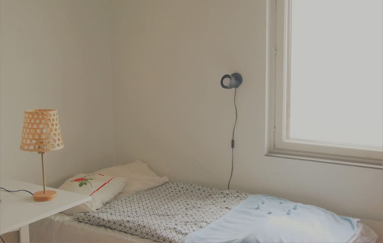 """Sem's room"" - peaceful stay at the City Center"