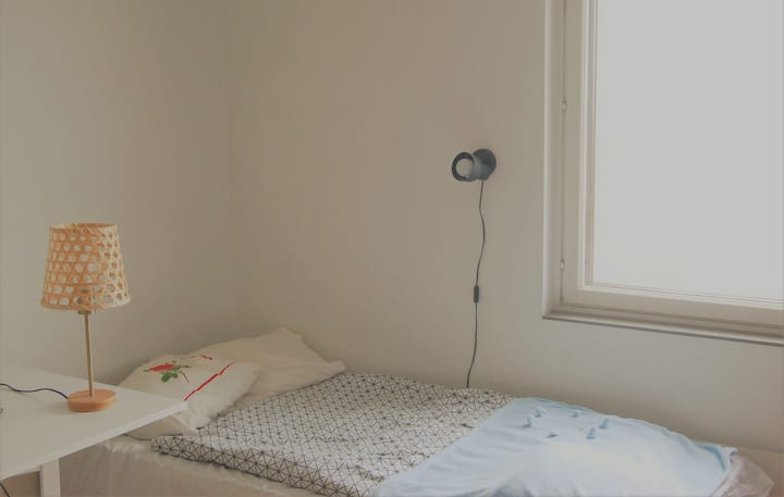 """""""Sem's room"""" - peaceful stay at the City Center"""