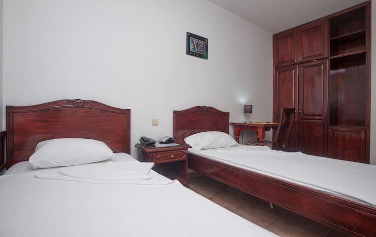 Hotel Vila Lux, classic twin room