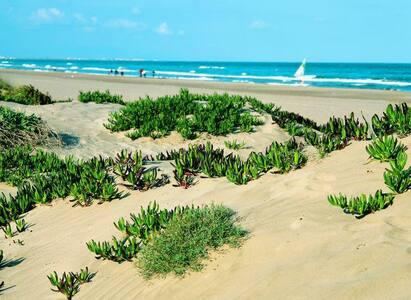 Ático nuevo a 200m de la playa - Canet d'en Berenguer - Квартира