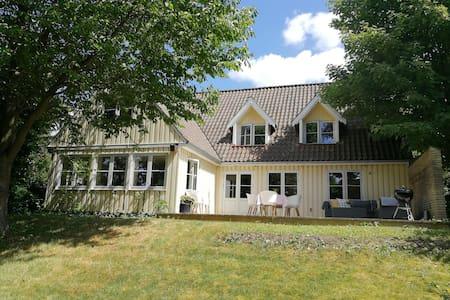 Family house in Bagsvaerd (Copenhagen)