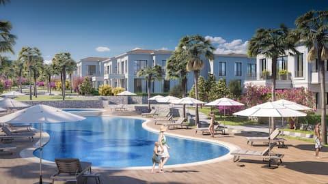 Brand new luxury apt in award winning complex