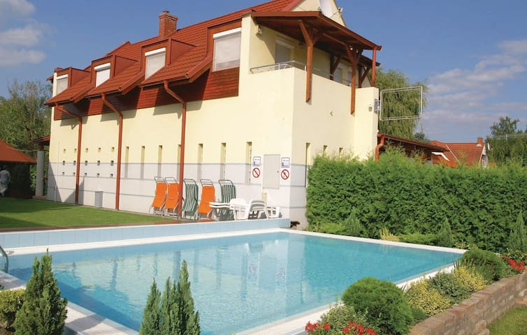 Holiday apartment with 2 bedrooms on 35 m² in Balatonmáriafürdö