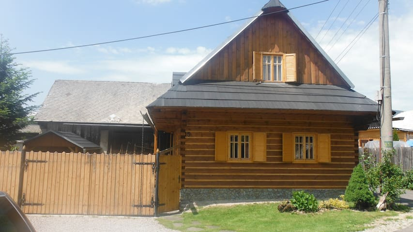 Traditional Wooden Cotage Low Tatra - Polomka - Cabin