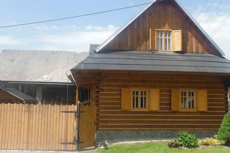 Traditional Wooden Cotage Low Tatra - Polomka - Cottage