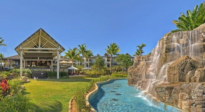 Denarau Island Home With Courtyard View