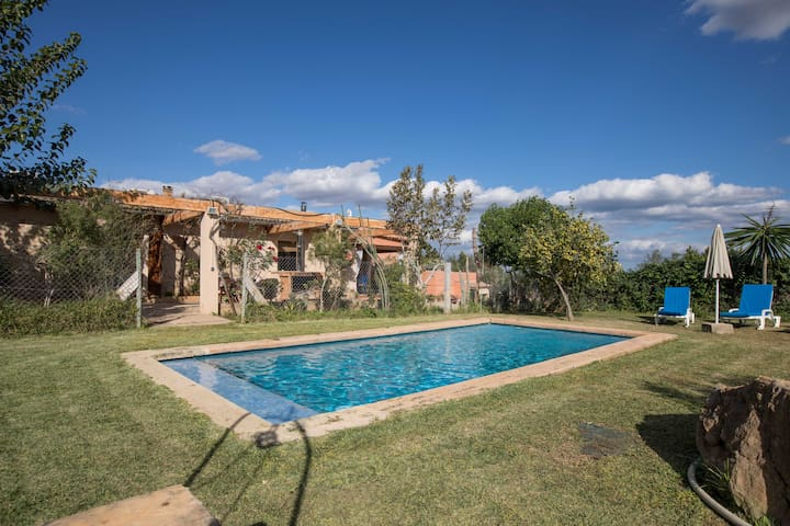 Carbonera - Schönes Landhaus mit Pool