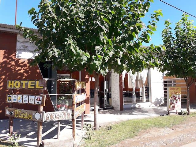 Hotel Posada El Cardón