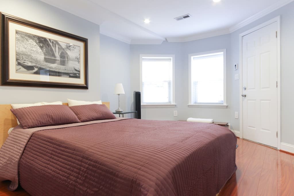 Beautiful 1 Bedroom In Heart Of DC Apartments For Rent In Washington Dist