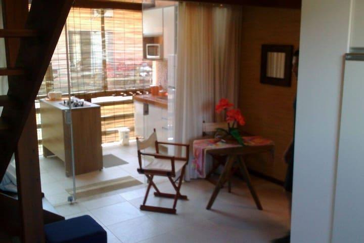 Ótimo apartamento no morro de são paulo!!
