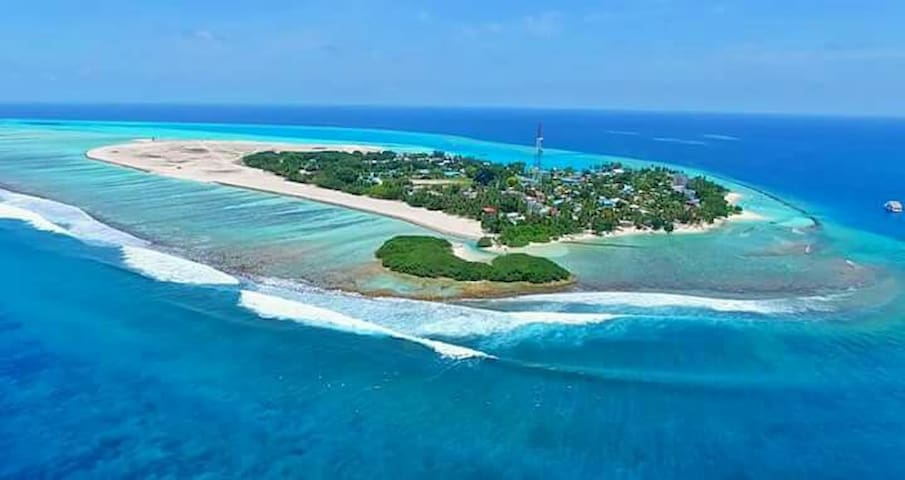 Askani Thulusdhoo - Thulusdhoo, North Central Province, MV - Bed & Breakfast