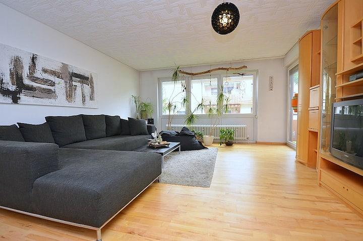 Gemütliche 2,5 Zimmer Wohnung in Remseck am Neckar