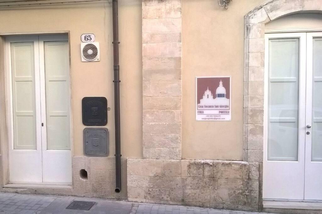 San giorgio ibla duomo case in affitto a ragusa for Case in affitto a ragusa arredate