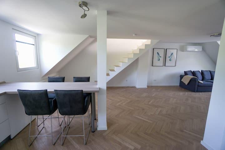 Fantastisches Maisonette Apartment in Rüttenscheid