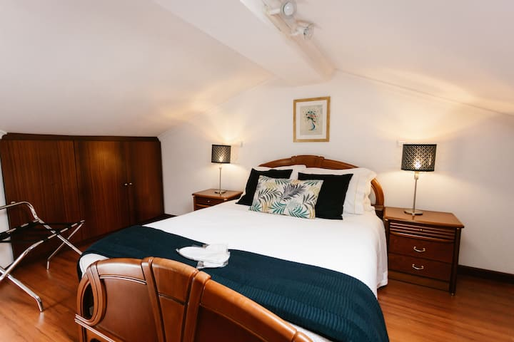 Attick [double bed room]