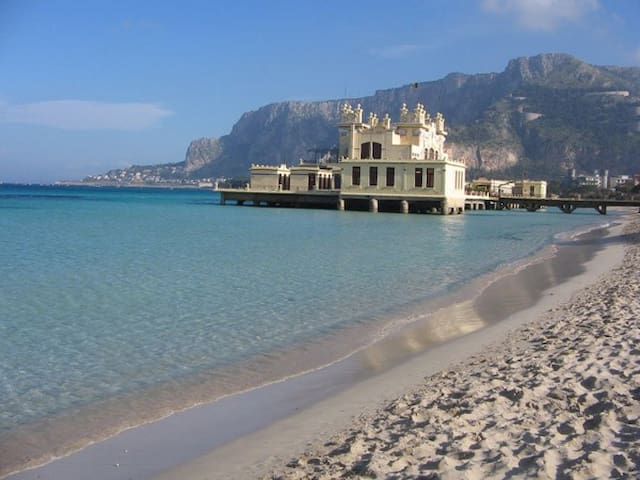 COZY HOUSE IN MONDELLO -PALERMO - Palermo - Talo