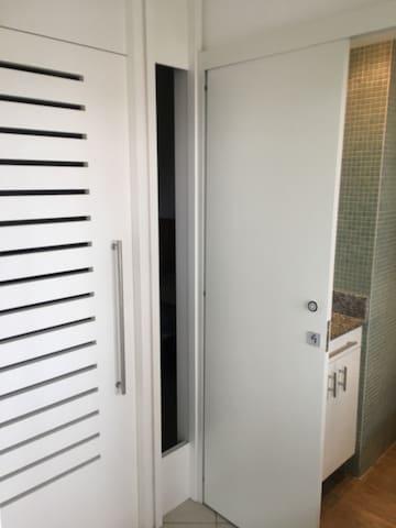 Acesso Banheiro/quarto