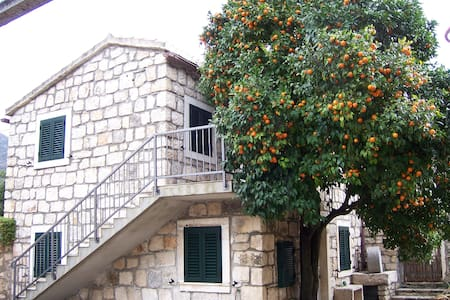 Modern apartment in a stone house 2 - Viganj