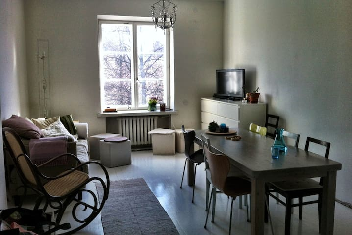 Apartment full of light in Kallio - Helsinki - Appartement