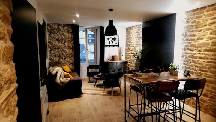 Appartement Topaze