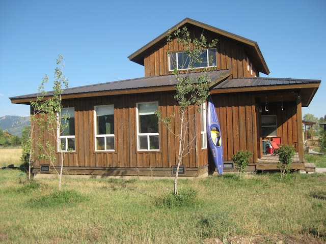 Mountain Views - Lofted Master Suite - Victor - House