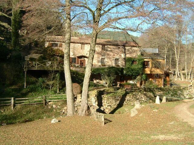 El Moli de Can Aulet Turismo rural - Arbúcies - Casa