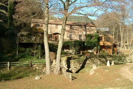El Moli de Can Aulet Turismo rural - Arbúcies - Ev