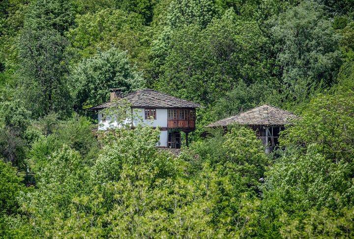 Karashka - Authentic Vacation home in the mountain