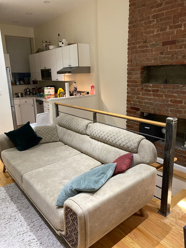 Cozy room in Manhattan