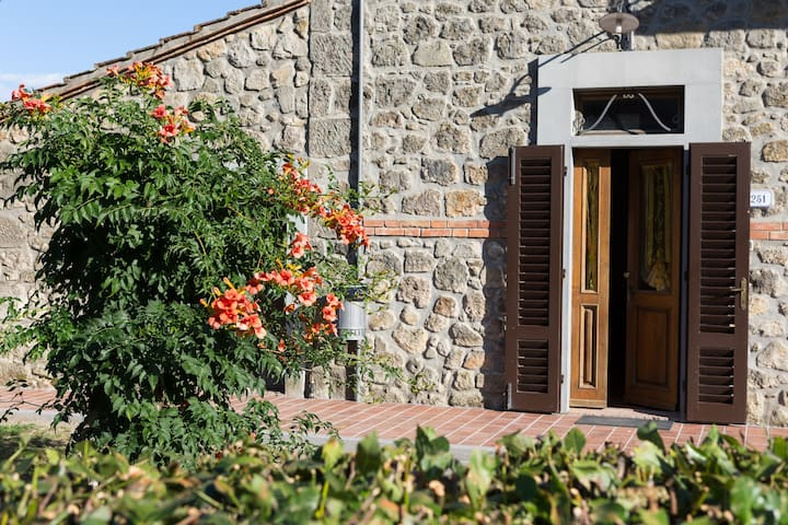Mani's House Monte Amiata siena - Piancastagnaio - House