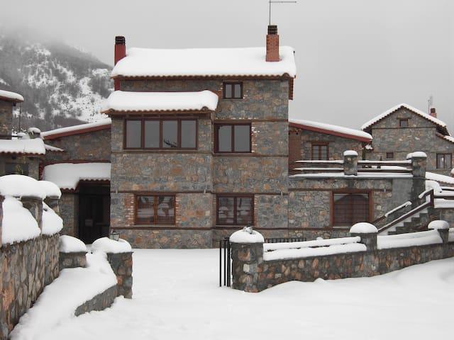 Charming Chalet στον Παλιό 'Αγιο Αθανάσιο - Agios Athanasios - Casa