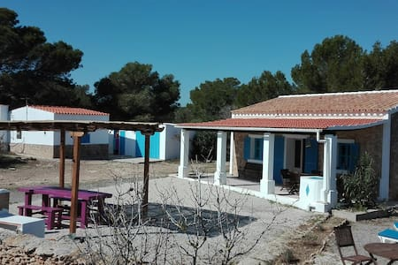 Casa con encanto en Formentera