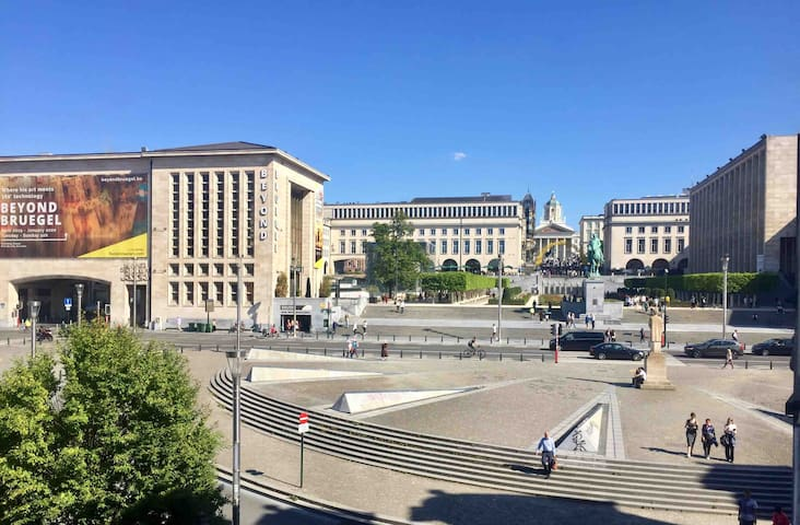 Brussels Central