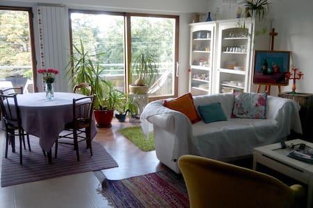 chambre lumineuse au calme - Clermont-Ferrand - Apartamento