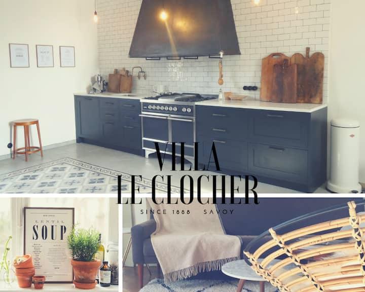 ViLLa Le clOcHeR       -      5min d'Aix les Bains