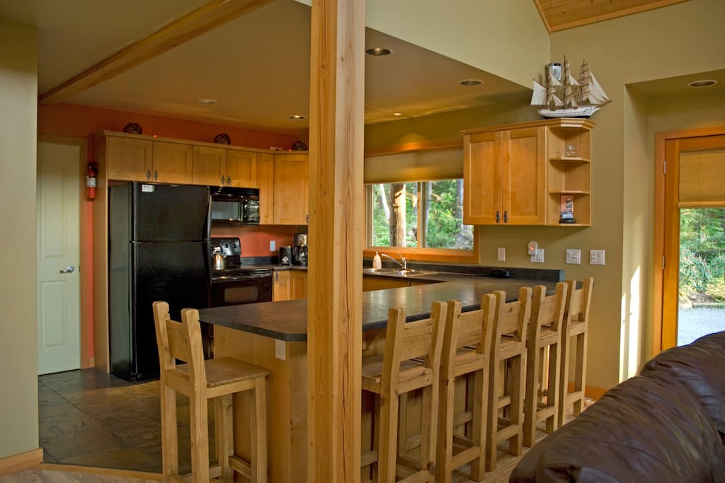 Kitchen Open Concept