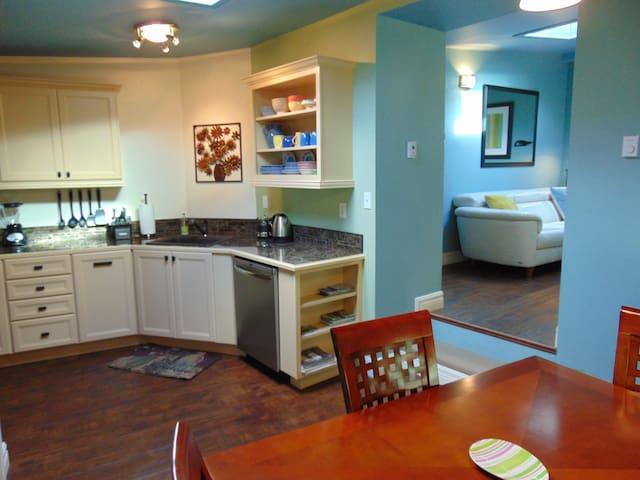 Exec. 1 Bedroom Downtown Apartment