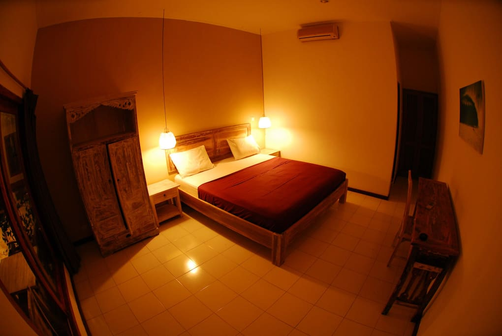 Rooms with AC/POOL JIMBARAN BEACH3