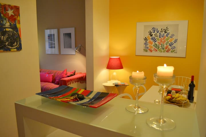 Extra Campolide Lisbon Apartment - Lissabon - Appartement