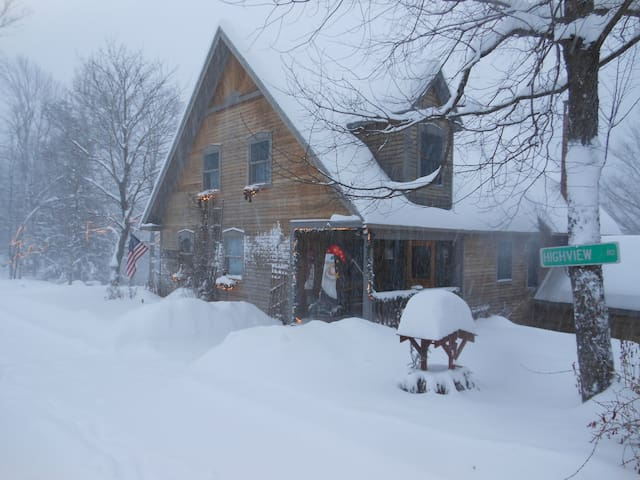 The Highview(Stowe,Sugarb,Madriver) - Moretown - Dom