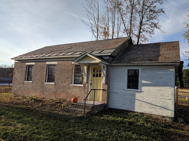 Gramp's Old School - Historic One Room Schoolhouse
