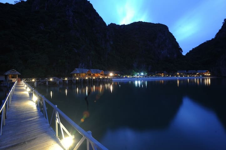 3D2N Adventure Halong bay And Nam Cat Island