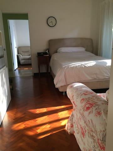 quiet, tropical garden haven - Singapur - Bed & Breakfast