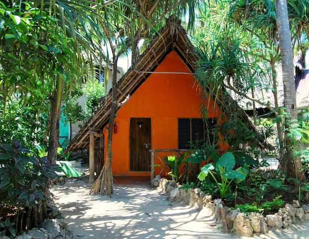 Superior Triple Bungalow @ East coast Zanzibar (6)